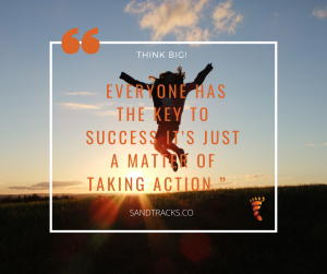 Motivational Quote -success