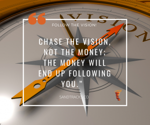 Motivational Quote - Vision